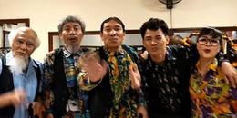 Nghệ sỹ Công Lý hài hước chúc tết Xuân Bắc và khán giả: 'Năm Chó Khỏe Như Chó'