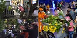 Chuyện dọn cây ở đường hoa Nguyễn Huệ sau Tết: Muốn lấy thì cũng nên lịch sự hơn!
