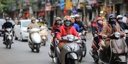 Sài Gòn đột ngột chuyển lạnh 19 độ C, Hà Nội vẫn rét tê tái