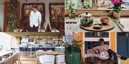Thưởng thức một thoáng Sài Gòn êm dịu ở những quán cà phê mở xuyên Tết này