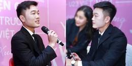 """Đang đẹp trai như sao Hàn, Xuân Trường bỗng chốc bị make-up """"hại"""" ra đến nông nỗi này!"""