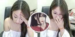 Kiều Anh Hera - nữ Streamer 'cắm 7 sừng trong 2 năm' khóc nức nở livestream xin lỗi người hâm mộ
