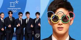 """Là idol duy nhất tham dự lễ bế mạc Olympic, EXO lại làm fan muốn """"độn thổ"""" vì hành động này"""