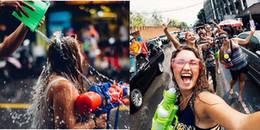 Chuẩn bị lên đường sang Thái Lan ngay thôi, vì lễ hội té nước sắp diễn ra vào tháng 4 này