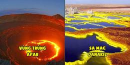 7 'địa ngục' trên trái đất đẹp đến mức du khách bất chấp tính mạng để trải nghiệm