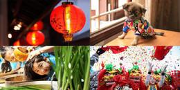 Bất ngờ với những phong tục đón Tết kì lạ của người Trung Quốc