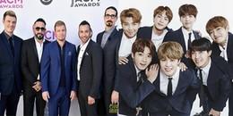 """Ngay cả Backstreet Boys huyền thoại cũng khẳng định đã dính """"thính"""" và trở thành fan của BTS"""