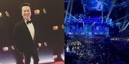 Không ồn ào, đây là ca sĩ Việt đầu tiên được mời dự lễ trao giải Grammy 2018