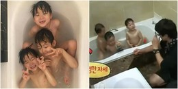 yan.vn - tin sao, ngôi sao - Vẫn bồn tắm ngày ấy, nhưng giờ đây đã không còn đủ diện tích cho Daehan Minguk Manse nữa rồi!