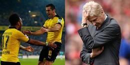 Arsenal sẽ đá như thế nào khi có Aubameyang và Mkhitaryan trong đội hình?