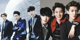 Mặc lời mỉa mai hết thời, Lay, Sehun và Chanyeol vẫn thuộc top sao Hàn nổi tiếng nhất tại Trung Quốc
