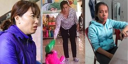 Hai bảo mẫu bạo hành trẻ em tại mẫu giáo Mầm Xanh đã chính thức bị truy tố