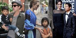 Hành trình trưởng thành đẹp trai như tài tử của con trai nuôi Angelina Jolie - Pax Thiên