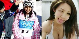 Bỏ nghề đóng phim cấp ba, người đẹp Nhật Bản quyết tỏa sáng tại Olympic mùa Đông
