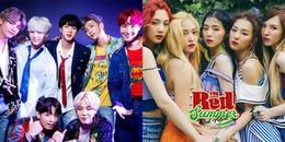BTS - IU - Red Velvet làm nên lịch sử tại lễ trao giải âm nhạc danh giá hàng đầu Hàn Quốc