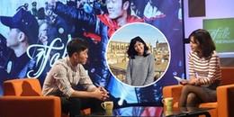 MC xinh đẹp phỏng vấn tiếng Anh Xuân Trường được cư dân mạng ráo riết truy tìm tung tích là ai?