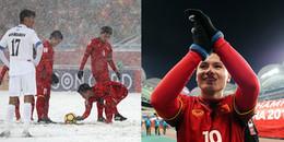 'Siêu phẩm cầu vồng' giúp Quang Hải ẵm trọn giải 'Bàn thắng đẹp nhất' U23 châu Á!