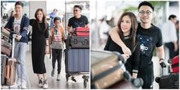 yan.vn - tin sao, ngôi sao - Sau khi chỉ con trai cách giữ chân bạn trai, Hoa hậu Thu Hoài đưa gia đình đi nước ngoài đón Tết