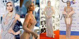 Võ Hoàng Yến quyến rũ phát ngất nhưng ''đụng'' ý tưởng với Rihanna mất rồi!
