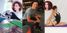 Sao Việt nhanh chóng đi tập gym vì 'trót dại' ăn nhiều bánh chưng, bánh tét
