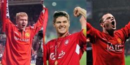 Top 5 cầu thủ người Anh ghi bàn nhiều nhất Champions League mọi thời đại: Manchester United áp đảo