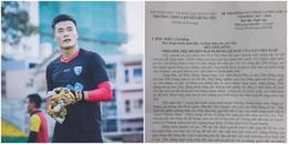 Các anh chàng U23 Việt Nam lại xuất hiện trong đề thi đầy cảm xúc, học sinh phấn khởi làm bài