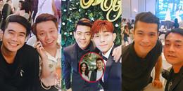 yan.vn - tin sao, ngôi sao - Thêm một ca sĩ bí mật lên xe hoa, dàn sao Việt nô nức dự tiệc cưới