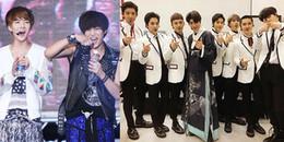EXO: Hành trình 6 năm từ những buổi diễn không cát-xê đến 'sự lựa chọn của quốc gia'