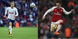 Đội hình 'cực khủng' kết hợp giữa Tottenham và Arsenal