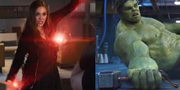 Bảng xếp hạng những siêu anh hùng mạnh nhất Vũ trụ Điện ảnh Marvel
