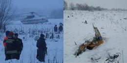 NÓNG: Những thông tin mới nhất về vụ tai nạn máy bay ở Nga, 71 người đều đã thiệt mạng