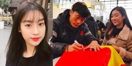 yan.vn - tin sao, ngôi sao - Phản ứng bất ngờ của Đỗ Mỹ Linh khi fan nhắc đến Bùi Tiến Dũng?