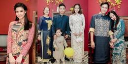 yan.vn - tin sao, ngôi sao - Bầu 4 tháng, Khánh Thi được cả gia đình