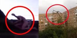 Những sinh vật kỳ lạ được ghi hình bởi camera, chẳng lẽ người ngoài hành tinh là có thật?
