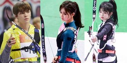 yan.vn - tin sao, ngôi sao - Top 8 nhóm nhạc bắn cung xuất thần và chuyên nghiệp nhất ISAC 2018