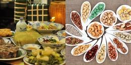 Những thực phẩm tốt cho sức khỏe trong ngày tết mà bạn nhất định không thể bỏ qua kẻo hối hận