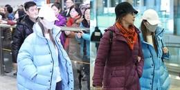 Phải nhờ mẹ bảo vệ khi ra sân bay, Lý Tiểu Lộ bị C-net mỉa mai 'người đàn bà thất bại'