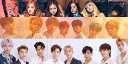 yan.vn - tin sao, ngôi sao - BXH nhóm nhạc Kpop được nghe nhiều nhất trên trang web nhạc hàng đầu của Mỹ: BTS không có đối thủ