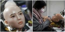 Thiếu nữ trầm trọng, nam giới Trung Quốc tìm đến búp bê người lớn để khỏa lấp khoảng trống