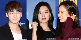'Mợ Ngố' mặt mộc 'ăn đứt' Kim Ji Won, Kim Bum tái xuất kém sắc trầm trọng tại sự kiện VIP