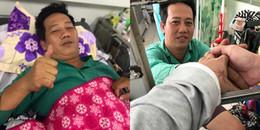 Diễn biến sức khoẻ mới nhất của diễn viên Lê Nam sau cơn đột quỵ