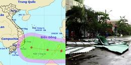 Bão giật cấp 12 xuất hiện gần biển Đông có thể đổ bộ vào nước ta trong dịp Tết nguyên đán