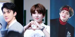 Đây là những thần tượng tài năng, ngoại hình đẹp, hài hước nhất được bầu chọn bởi 100 idol Kpop