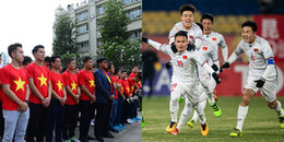U23 Việt Nam trích 700 triệu tiền thưởng làm từ thiện