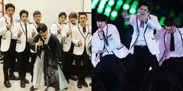 Những bí mật đáng tự hào phía sau màn trình diễn huyền thoại của EXO tại lễ bế mạc Olympic