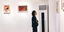 Khép lại trọn vẹn dự án 'Vẽ về hát bội'