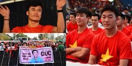 Một sân khấu đầy cảm xúc của U23 Việt Nam cùng hàng nghìn người hâm mộ tại Sài Gòn