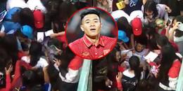 Hậu cơn sốt U23 Việt Nam, Đức Chinh vẫn bị fan cuồng 'đè đầu cưỡi cổ' đến không ngồi dậy nổi