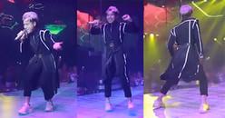 Đức Phúc hào hứng khi hát ca khúc 'Ghen' của Erik vì được nhảy 'bung lụa'