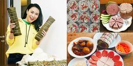 Khám phá mâm cơm ngày Tết đậm đà, ấm cúng của người miền Trung